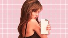 Hilaria Baldwin's post-partum selfie has not gone down well with fans