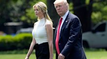 What Donald & Ivanka Trump's Body Language Reveals About Their Relationship