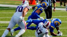 Slow-starting Rams fall just short in 35-32 loss to Bills