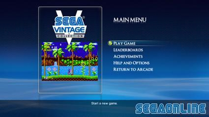 Sonic and Golden Axe speed to Xbox Live Arcade