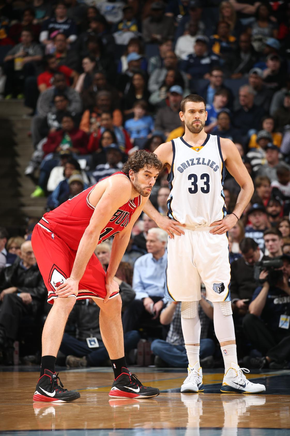Gasol brothers to start NBA All Star game Lowry s spot