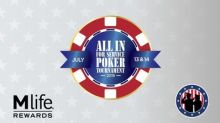 MGM Resorts' M life Rewards Hosts 'All In For Service' Poker Tournament July 13 & 14
