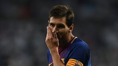 Man City ready to SMASH world record for Messi
