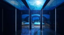 Maldives set to open world's first underwater hotel residence