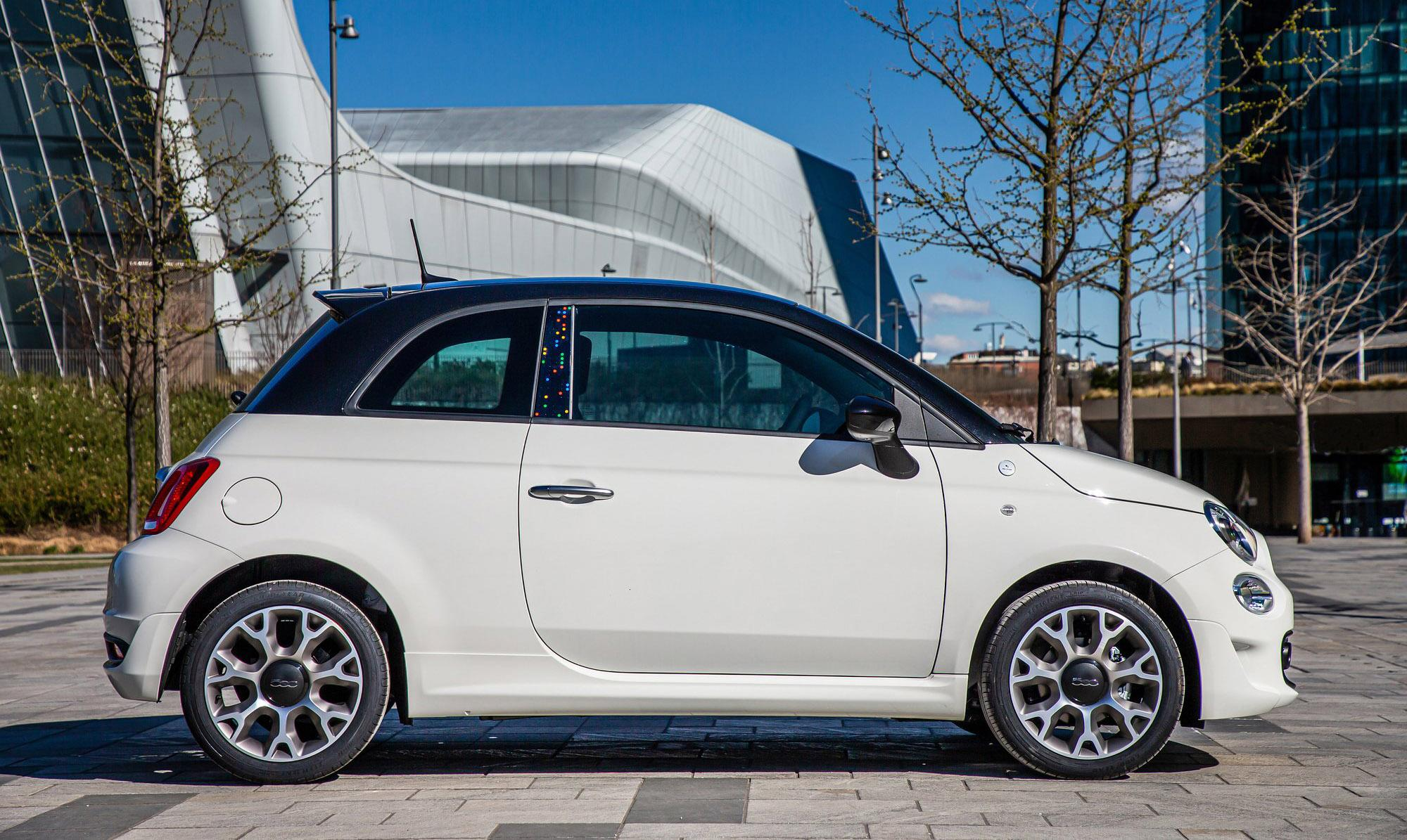 Fiat's 'Hey Google' special edition cars come with voice control