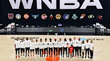WNBA follows NBA's lead, stages walkout in response to Jacob Blake shooting