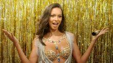 """Victoria's Secret"": Lais Ribeiro darf den berühmten ""Fantasy Bra"" präsentieren"