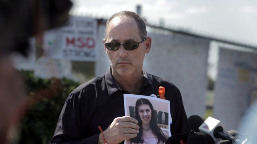 """Father of Parkland victim wins in plea to change movie release date of """"Happy Death Day 2 U"""" from Feb. 14"""