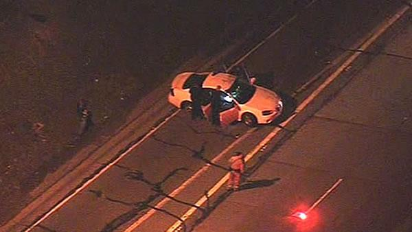 Gun battle shuts down I-580, backs up traffic