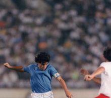 Barcelona and Napoli lead tributes to former star Maradona