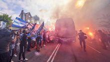 El positivo por Covid-19 de varios jugadores del Fuenlabrada provoca un caos total en el final de la Segunda División