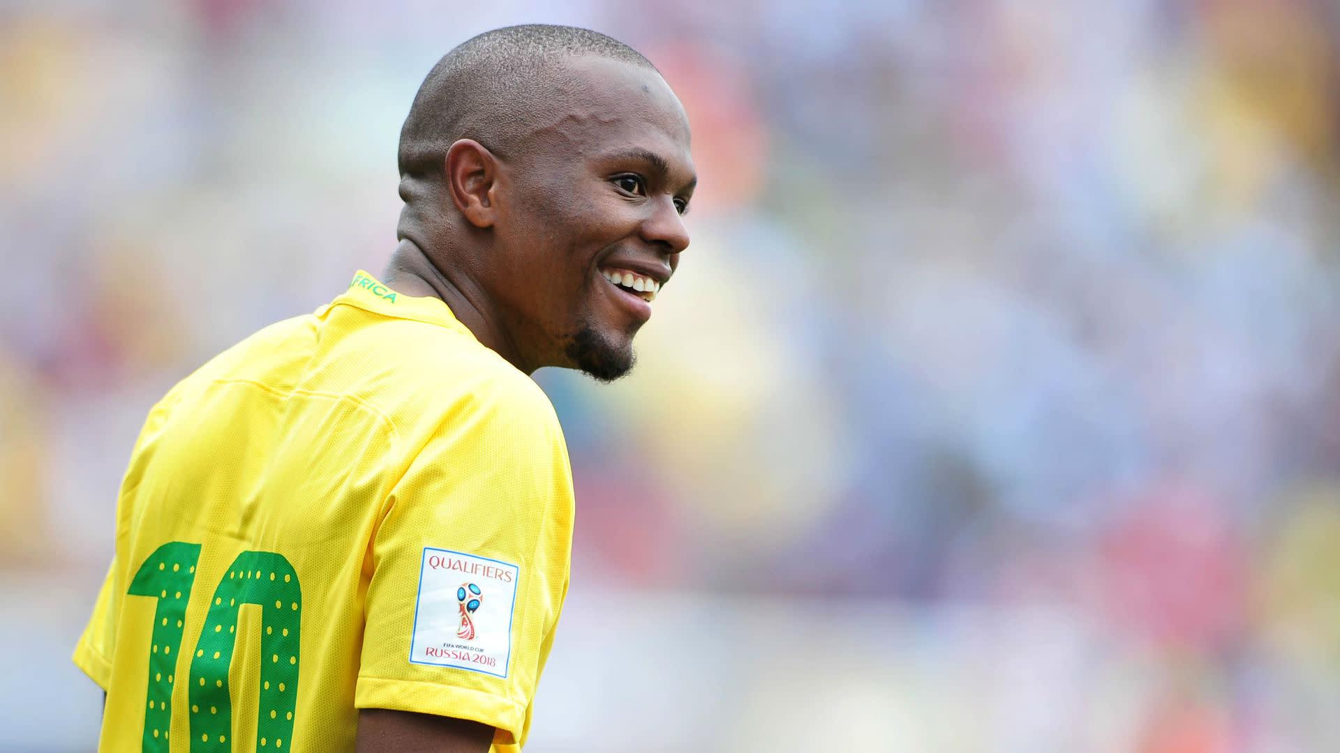 Thulani Serero: South Africa international joins Al Jazira from Vitesse Arnhem