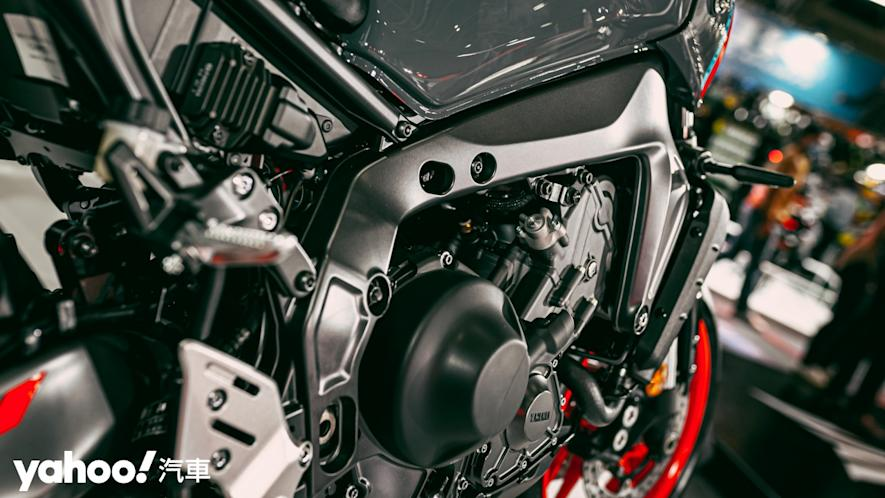 嶄新的黑暗家族第三世代!Yamaha全新2021 MT-09、MT-07正式發表! - 6