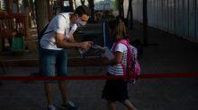 Child hand sanitiser poisoning cases spike in Spain
