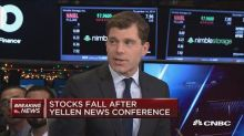 Santoli: Tired, overbought Dow fails to hit 20,000 as Fed hikes rates