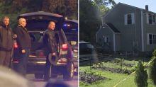Three children escape murder-suicide where dad 'killed mum'