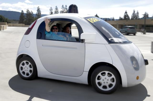 Self-driving cars can be fooled by fake signals