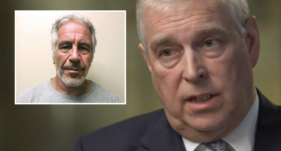 Prince Andrew breaks silence in first interview about Jeffrey Epstein scandal