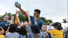 Rugby rises in school sports pecking order