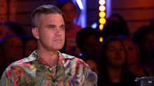 "Robbie Williams: ""He visto un OVNI y no estaba drogado"""