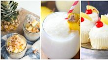 10 Fun Piña Colada-Inspired Recipes You've Got to Try This Summer