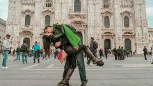 Rob y Joli Switzer, la pareja viajera que ha conquistado el mundo a besos