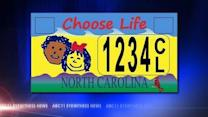 Judge rules NC 'Choose Life' plate unconstitutional