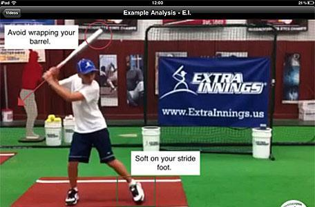 Daily iPad App: Extra Innings Mobile Instructor