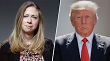 Chelsea Clinton, Donald Trump, Amy Schumer, Celine Dion, the Kardashians and more react to Vegas massacre