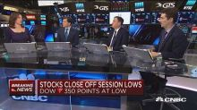 Market feeding off of tax reforms headlines right now: Ex...