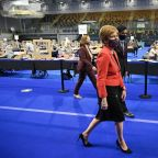 Scottish pro-independence party heads for election win