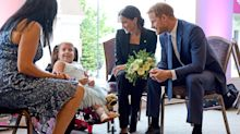 Meghan Markle proves she's a natural with children as she makes sweet gesture to WellChild Award winner