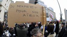 """Mobilisation des retraités : """"Nous sommes des citoyens comme les autres"""""""