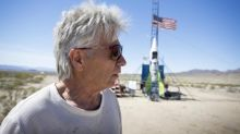 'Mad Mike' Hughes death: US daredevil trying to prove Earth is flat is killed in homemade rocket crash
