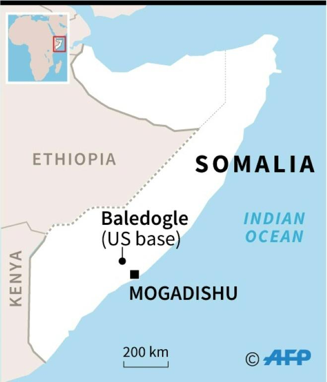 Militants launch attacks on European and USA military targets in Somalia