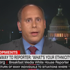 White House Reporter responds to 'bizarre' exchange with Kellyanne Conway