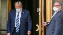 Para su equipo de campaña la infección era una oportunidad: Trump se ocupó de dinamitarla