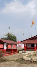This Durga temple in the hills of Meghalaya is 500 years old