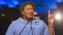 Stacey Abrams nixes Biden-Abrams ticket trial balloon: 'You don't run for second place'