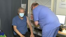 Ian McKellen, 81, feels 'very lucky' to get the COVID-19 vaccine