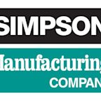 Simpson Manufacturing Co., Inc. to Announce Second Quarter 2020 Financial Results on Monday, July 27th