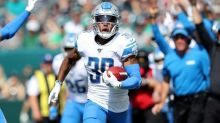 Lions moving Jamal Agnew from defense to offense, results look promising