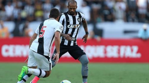 Duelo no alto: Botafogo e Vasco se enfrentam para permanência no G-6