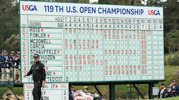 Leaderboard: Moving day at 2019 U.S. Open