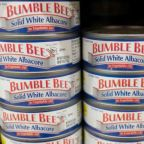 Well, this certainly isn't the Wednesday morning that Bumble Bee Tuna expected