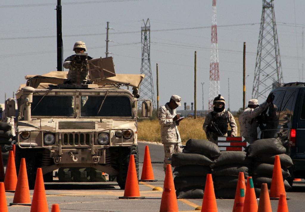 The Mexican militaruy has been deployed in the war against drug cartels for 10 years but is eager to return to barracks