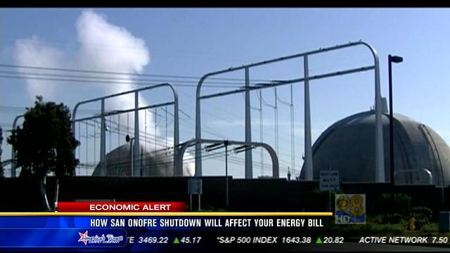 How San Onofre shutdown will affect your energy bill
