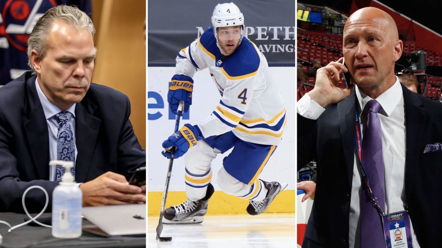 Winners and losers from the NHL trade deadline