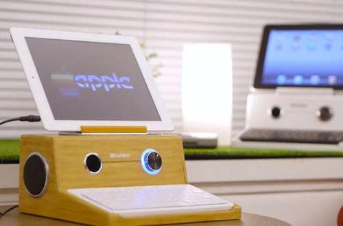 Crapgadget: iStation woos Apple romantics with the glory of the late '70s, fails
