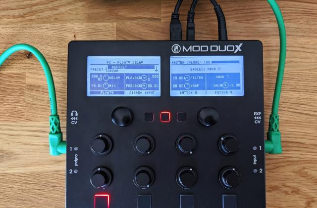 MOD Duo X review: A do-it-all music box with potential
